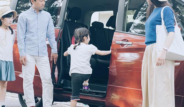 子供の成長に合わせて車を変える方法はないの??