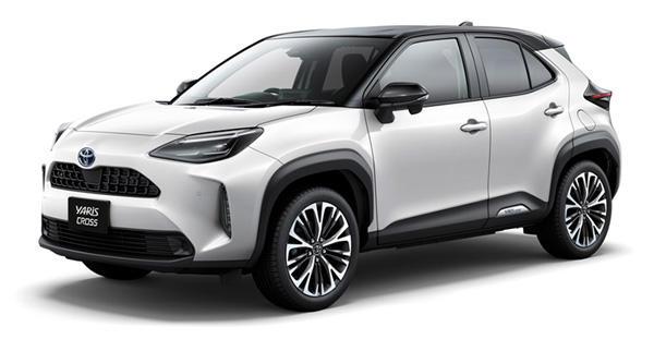 新型車「ヤリス クロス」を発売