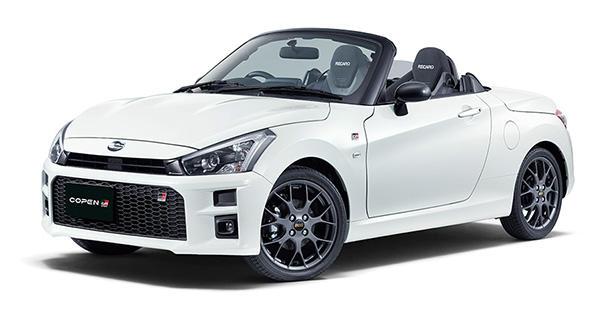 新型軽オープンスポーツカー コペン GR SPORTを発売