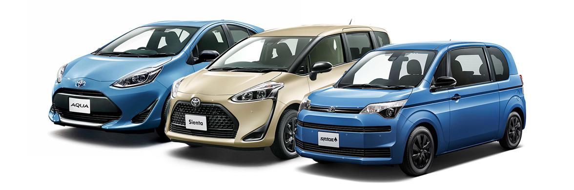 アクア、シエンタ、スペイドにアウトドアカジュアルテイストの特別仕様車を設定