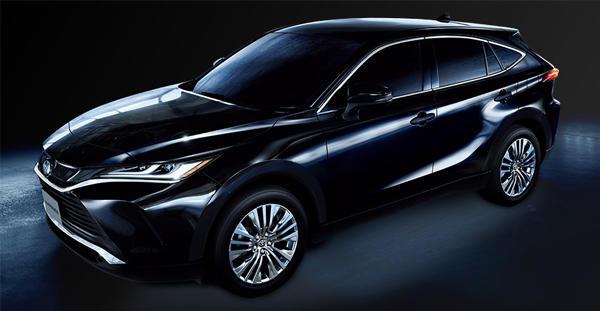 トヨタ新型ハリアーを発表! 2020年6月頃発売予定
